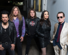 Graham Bonnet Band announce Meanwhile, Back In The Garage for July Release