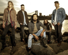 Pop Evil release A Crime To Remember video