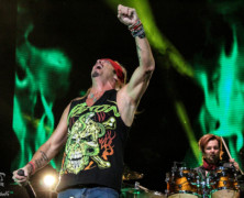 Live: Poison in Noblesville