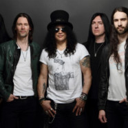 Slash ft. Myles Kennedy & The Conspirators to release Living The Dream album September 21