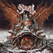 Ghost's Prequelle hits No. 3 on Billboard Charts