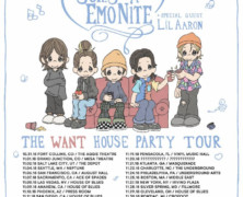 3OH!3 and Emo Nite LA Announce The WANT House Party Tour
