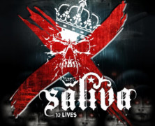 "Saliva to Release Tenth Studio Album, ""10 Lives"""