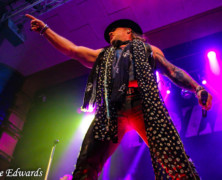 Live: Fozzy in Indianapolis