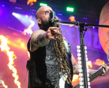 Live: Five Finger Death Punch and Breaking Benjamin in Noblesville