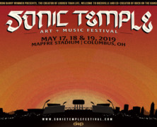 Sonic Temple Art And Music Festival to replace Rock on the Range in 2019