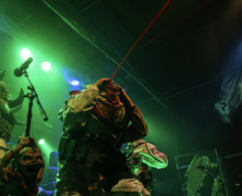 Live: GWAR in Baltimore