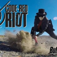 Video Premiere: Code Red Riot are 'Bulletproof'