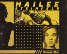 """Hailee Steinfeld releases new single, """"Back to Life"""""""