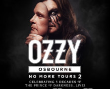 Ozzy Osbourne announces 2019 US Dates with Megadeth
