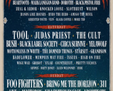 Foo Fighters, Tool, Korn, Rob Zombie, Judas Priest & Bring Me The Horizon Top Massive Music Lineup for Epicenter Festival Debut