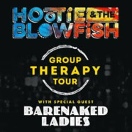 Hootie and The Blowfish return for 2019 album and tour with Barenaked Ladies