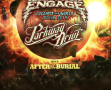 Parkway Drive and Killswitch Enagage announce 2019 Co-Headline tour