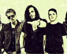 SOTO Sign worldwide deal with InsideOutMusic; Working on new album