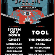 System of a Down, Tool, Ghost The Prodigy, more set for return of Chicago Open Air