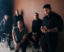 """Bad Wolves Score Second #1 Single, """"Hear Me Now"""" on Active Rock Radio"""