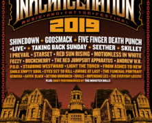 Shinedown, Godsmack, Skillet, more set for Inkarceration Festival