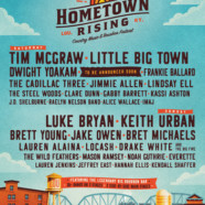 With Luke Bryan, Tim McGraw, Keith Urban, Little Big Town, Dwight Yoakam & More Set for 1st Hometown Rising Festival in Louisville