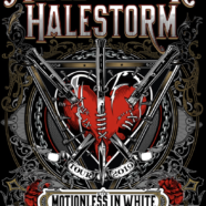 Alice Cooper and Halestorm announce Summer dates