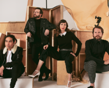 "Silversun Pickups Return With ""Widow's Weeds"""