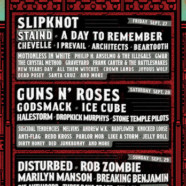 Louder Than Life: Slipknot, Guns N' Roses, Disturbed, Staind, A Day To Remember, Rob Zombie & Many More
