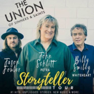 "The Union of Sinners and Saints 25-City ""StoryTeller"" Tour Kicks Off In June"