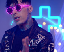 "Falling In Reverse Release New Song + Video ""DRUGS"" Feat. Corey Taylor, Touring This Spring"