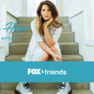 Mallary Hope to perform on Fox and Friends on Easter Sunday