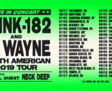 Blink 182, Lil Wayne, Neck Deep tour announced