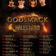 Godsmack extends US Tour, adds Halestorm as support