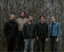 "Silverstein Sign to UNFD; Share New Single ""Burn It Down ft. Caleb Shomo"""