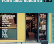 Punk Goes….returns with Pop Goes Acoustic Vol. 3