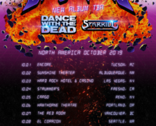 Dragonforce announces Fall Headline dates