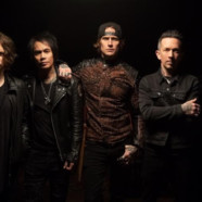 Buckcherry announces 3rd leg of Warpaint North American Tour