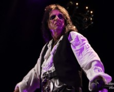 Live Photos: Alice Cooper in Bristow