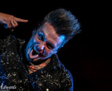 Live: Papa Roach in Indy