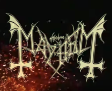 "Mayhem Release ""Worthless Abominations Destroyed""; Daemon Pre-Orders Begin"