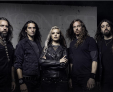 "The Agonist Premiere Brand New Video, ""As One We Survive!"""