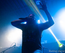 Live: Black Dahlia Murder and Alien Weaponry  in Belvidere
