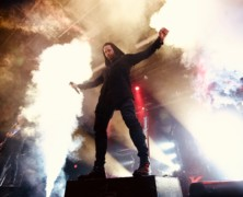 Live: Kamelot in New York City
