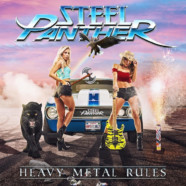 Review: Steel Panther- Heavy Metal Rules