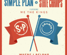 "Simple Plan Drop New Single, ""Where I Belong"""