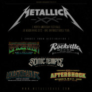Metallica To Headline All Five Danny Wimmer Presents Hard Rock Festivals In 2020 With 2 Performances & 2 Different Set Lists At Each Event