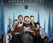 for King & Country's Little Drummer Boy hits No. 1