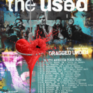 The Used announce early 2020 tour