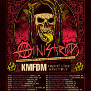 Ministry Announces The Industrial Strength Tour With KMFDM & Front Line Assembly