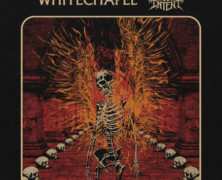 Whitechapel announces tour with As I Lay Dying, Shadow of Intent