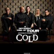 Cold announce 'A Different Kind of Tour'