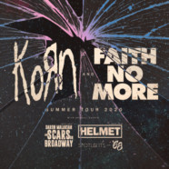 KoRn, Faith No More announce massive Summer tour with Scars On Broadway, Helmet, 68, Spotlights