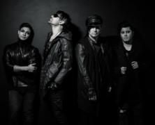 """Julien-K to be joined by original drummer Elias """"Bones"""" Rodriguez on upcoming tour"""